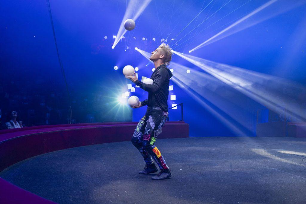 jonglerie, Zdenek Polach