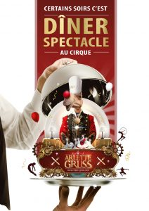 Affiche diner spectacle