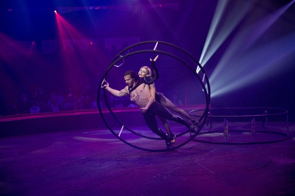 Duo rolling Wheel